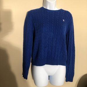 Lauren Ralph Lauren Blue Sweater S22